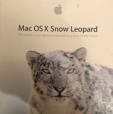 Apple X Snow Leopard 10.6.3 (Retail (License Only)) (1 User/s) - Full Version...