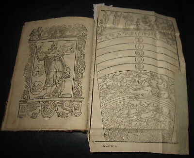 1637 Natale Conti. Mythologiae sive explicationis fabularum. 107 XILOGRAFIE.