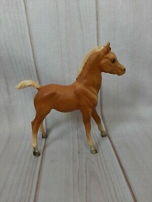 """Breyer Horse Foal Sandy Brown 7"""" Figure Collectable Pony Size"""