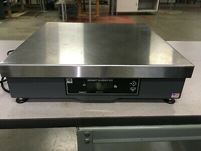 Nci 250 Lbs Digital Scale Platform For Shipping Stations.