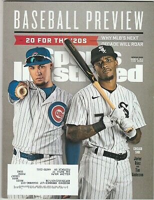Sports Illustrated Spring 2020 Baseball Preview Alonso Torres Mets Yankees MLB