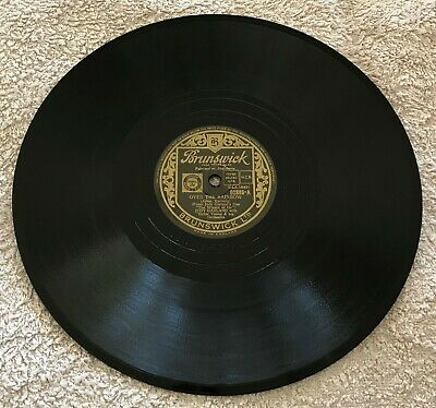 Judy Garland - Over The Rainbow - Brunswick 78 rpm Record 1939