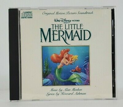 The Little Mermaid (Original Motion Picture Soundtrack) (CD) Disney