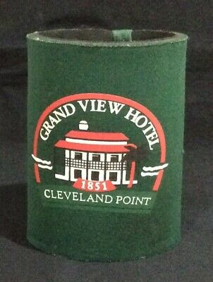 Grand View Hotel Cleveland Point Stubby Holder,Grand View Hotel Stubby Holder