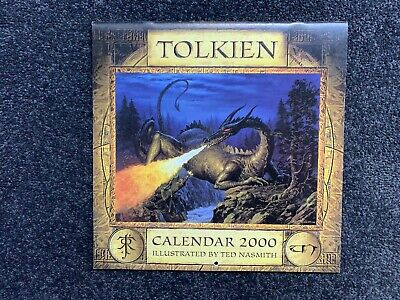 Collectable~J.R.R. Tolkien Calendar 2000~Millennium Calendar~The Silmarillion