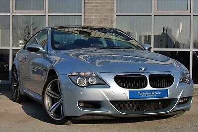 2006 BMW M6 5.0 V10 SMG 2dr Auto Coupe Petrol Automatic