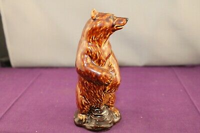 Vintage Beswick Beneagles Scotch Whisky Decanter Bear