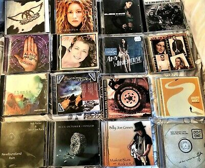 CD Lot-U Pick your Favorite CD 3.49-Free Shipping-Look