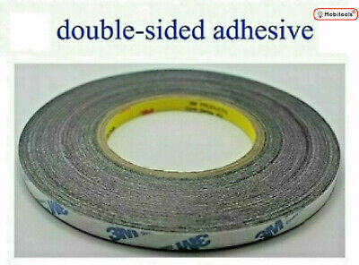 5mm Extremely Strong Double Sided  3M Black Tape for Mobile Phones, Electronics