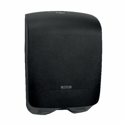 Katrin Inclusive Hand Towel Dispenser Mini Black 92087