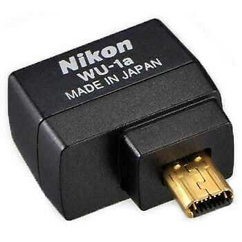 New Nikon WU-1a Wireless Mobile Adapter