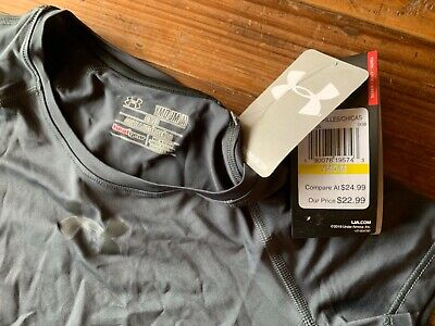 Childrens UNDER ARMOUR Sports T shirt. Medium. Brand new.