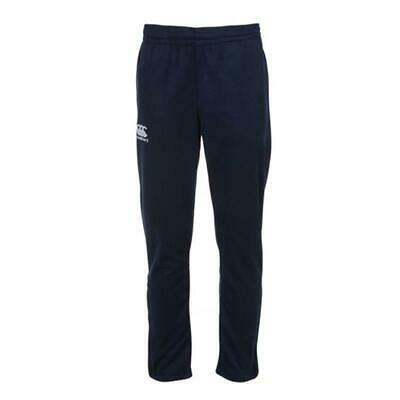 Canterbury Kids Stretch Tapered Poly Knit Pants - Navy