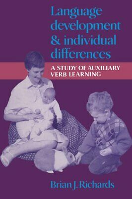 Language Development and Individual Differences. Richards, Brian.#