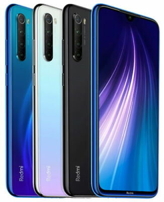"Xiaomi Redmi Note 8 64Gb-128Gb (M1908C3Jg) 6.3"" 48Mp Dual Sim Unlocked"