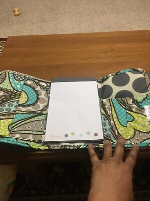 New Thirty One Notepad  Cover Green