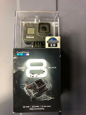 GoPro HERO8 Black Action Camera Brand New
