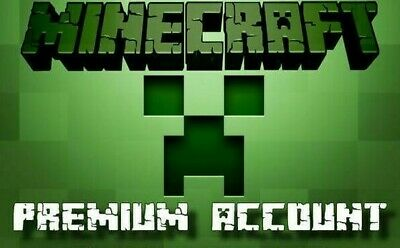 Minecraft Account Premium JAVA nfa (fast delivery) (PC) (cheap) (world wide)