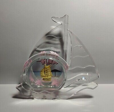 24K Pure Gold Sailboat Figurine with Gift Box