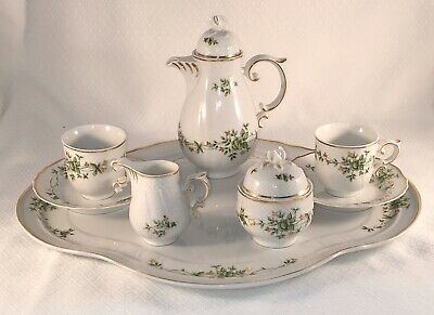 Brand New! Serves 6 Beautiful Fine China Set By Mapefra 30 Pieces