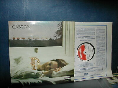 Caravan-For girls who grow plump in the night LP 1973