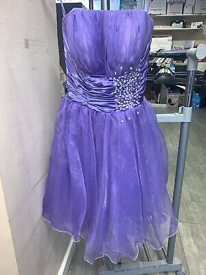 Girls Prom Dress Size 6/8