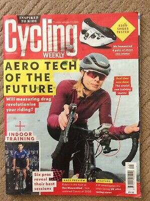 CYCLING WEEKLY, 27 February 2020, Used