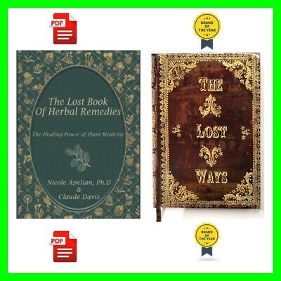 The Lost Ways By Claude Richards The Lost Book of Herbal Remedies⚡ ⚡ {{Eßθθk}}