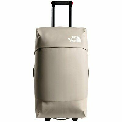 The North Face Stratoliner 28in Rolling Gear Bag.Color: Silt Grey/Moonstruck Gre