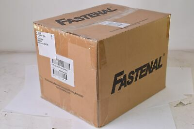 Box of 700 NEW Fastenal 10''W x 12''L 4mil Clear LDPE Reclosable Bags Part: 0660