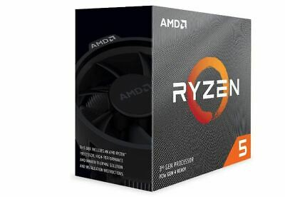 AMD Ryzen 5 3600 3.6 GHz 6-Core/12 Threads AM4Processor with Wraith Stealth Cool