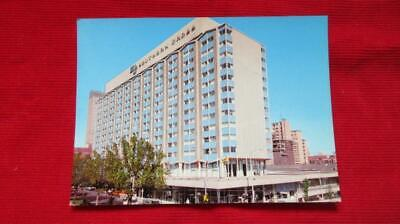 1960's Circa Southern Cross Hotel Melbourne (Famous with The Beatles) Postcard.