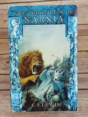 The Complete Chronicles of Narnia Boxset C. S. Lewis (Published By Grafton) VGC