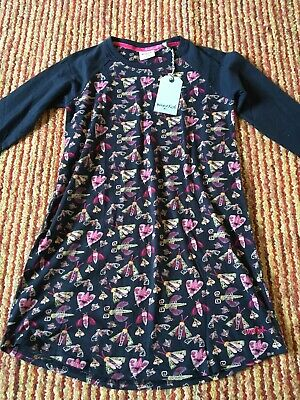 Girls Dress By Weird Fish Age 11-12 Brand New With Tags