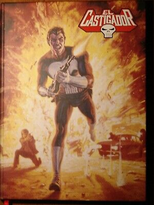 El Castigador (The Punisher) colección Marvel Limited de Panini solo 1500 uds.
