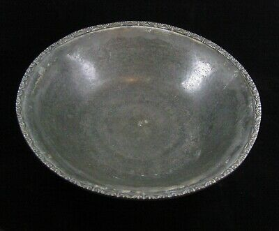 Vintage Large Liberty & Co Tudric Pewter Bowl 01354