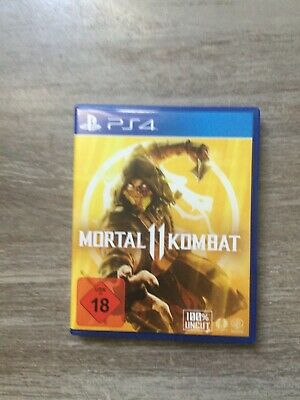 Mortal Kombat 11 PS4 Super Zustand PlayStation 4
