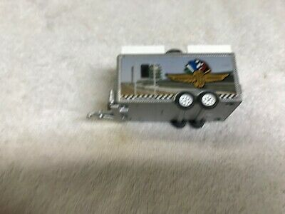 1/64 Concessions Trailer for Food Serving with Opening Serving Windows