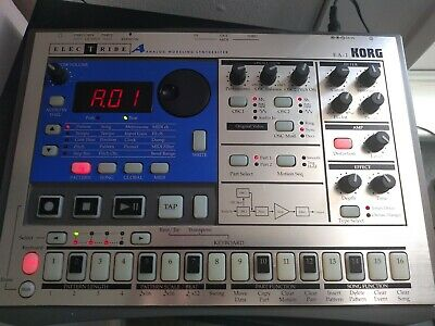 Korg Electribe EA-1  - Adapter - Manual - Boxed