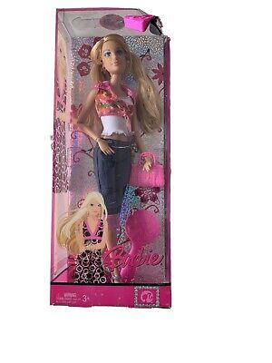 Modern Circle Melody Barbie Doll Production Assistant HTF NRFB