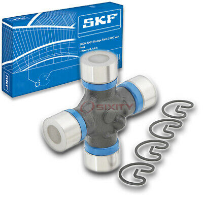 SKF Front Universal Joint for 1994-2002 Dodge Ram 2500 U-Joint UJoint uu