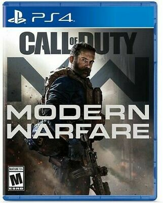 Call of Duty: Modern Warfare, Activision, PlayStation 4 - Brand New Sealed