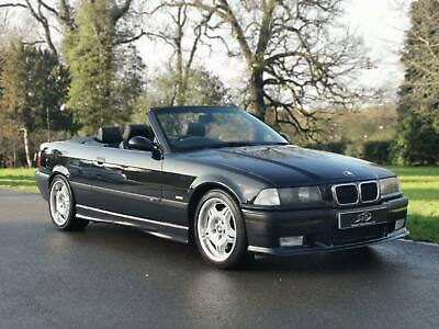 1999 BMW M3 M3 3.2 Evolution SMG Convertible CONVERTIBLE Petrol Manual