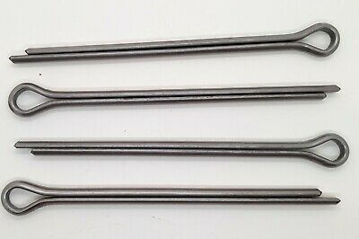 """Western Plow 5/16"""" x 4"""" Extended Prong Cotter Pins 4 Count"""