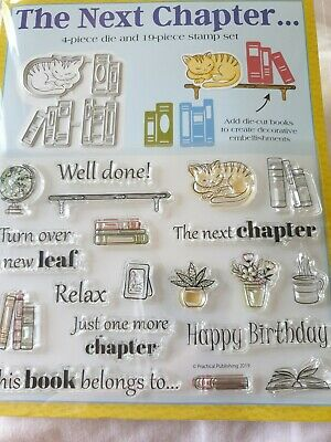 Next Chapter Stamps And Dies