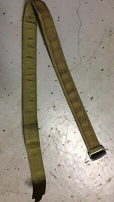 Tactical molle belt sord tbas