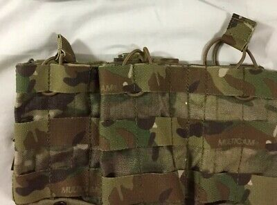 SORD triple shingle multicam molle not SCE tbas
