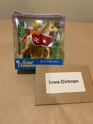 Vintage Grand Champions Classic Horse Foal Collection 50175 New Jutland