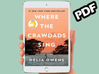 Where the Crawdads Sing by Delia Owens ✅ Fast Delivery ✅