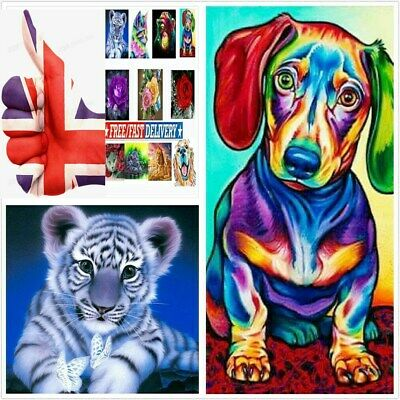 DIY Diamond Painting Embroidery Cross Stitch Pictures Arts Draw Gifts Decora 5D